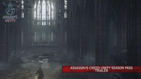 Assassin's Creed Unity Season Pass Trailer DE