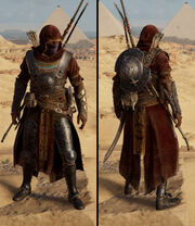 ACO Persian Prince outfit