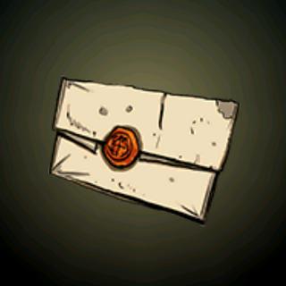 命令书 - 这封从法国船上得来的信件是由法国的巴拉科阿总督所寄出,允许法国海军和西班牙人进行贸易,和攻击<a href=