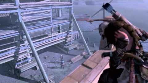 Assassin's Creed 3 - Tyranny Of King Washington -- Official Betrayal Trailer UK