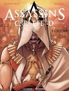 Assassin's Creed 5- El Cakr French Cover