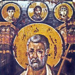 圣彼得与权杖