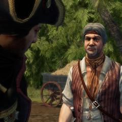 De Ferrer meeting with the overseer