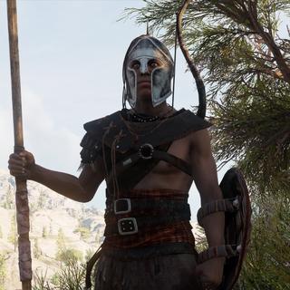 Lancier et archer