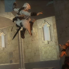 阿泰尔试图暗杀莫洛奇