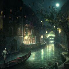 Les canaux de <b>Venise</b>