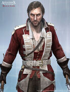 AC4 John Cockram ( E3 ) closeups by threedsquid