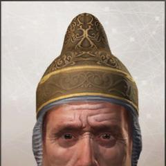 莫塞尼戈的数据库肖像