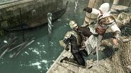 ACII Venise Combat Canal Genou