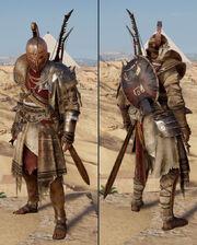 ACO Spaniard's Armor