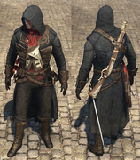 ACRG Arno outfit
