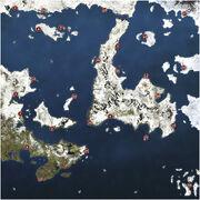 ACRG North Atlantic Map