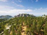 Mount Psophis
