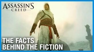 Assassin's Creed The Real History of the Third Crusade Ubisoft NA