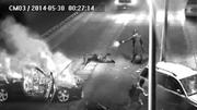 Olivier Garneau - Chicago CCTV Footage