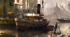 ACS River Thames - Concept Art