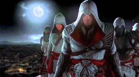 Assassin's Creed Brotherhood - Spot Web