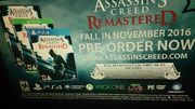 Assassin's Creed Remastered