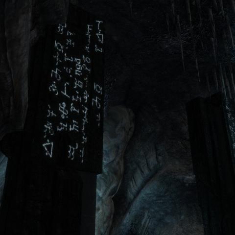 石柱上的第一文明信息