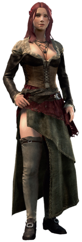 Anne Bonny Assassins Creed Wiki Fandom Powered By Wikia