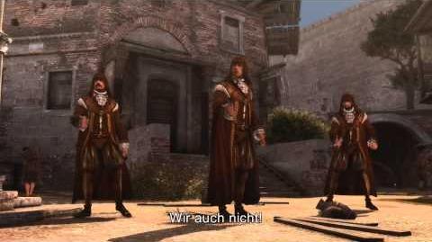 "ACB - ""The Da Vinci Disappearance"" DLC Single Player Trailer"