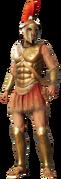 ACOD - Spartan hopelite render