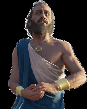 Demokritos Assassin S Creed Wiki Fandom