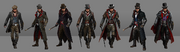 ACS Jacob's Hats - Concept Art