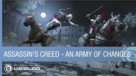 Assassin's Creed Brotherhood - An Army of Changes US