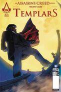 Templars 4 Cover B Dennis Calero