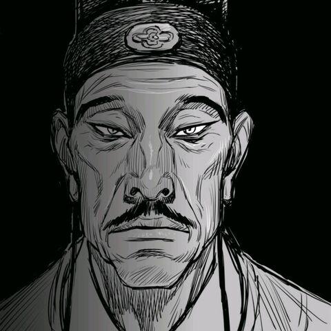 预告中的杨国忠图片