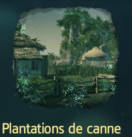 ACIV Plantations database