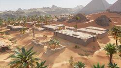 ACO Eastern Cemetery Mastaba