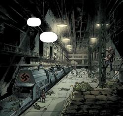 AC Conspiracies - Nazi Underground Structure