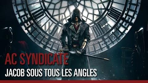 Assassin's Creed Syndicate - Jacob Frye sous tous les angles