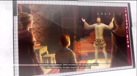 Assassin's Creed II Database Entry - Silvio Barbarigo Il Rosso