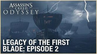 Assassin's Creed Odyssey Legacy of the First Blade Episode 2 Ubisoft NA