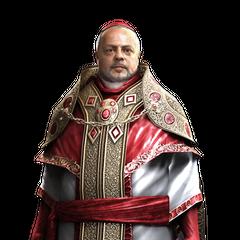 罗德里戈成为教皇后