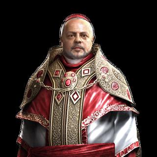 <b>Rodrigo Borgia</b>, le pape Alexandre VI