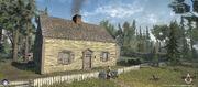 ACIII Davenport Homestead - Farmer House