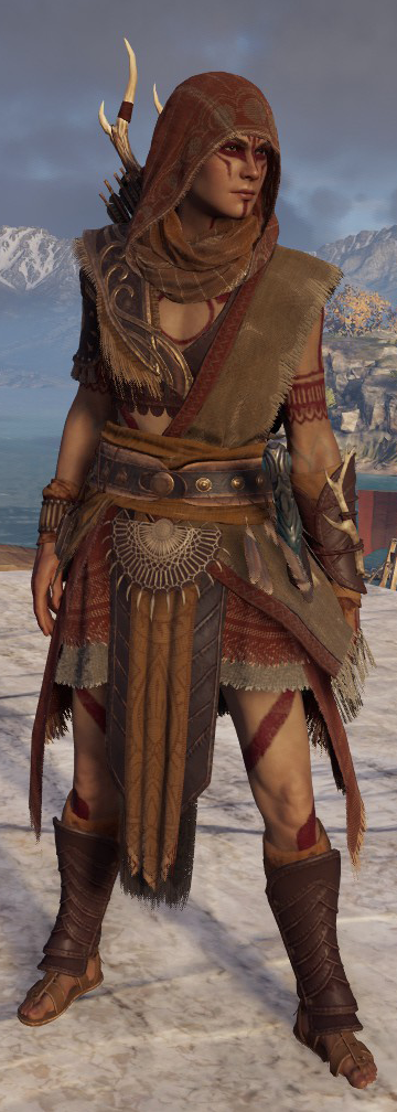 Artemis Set Assassin S Creed Wiki Fandom
