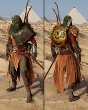 ACO Heliopolis Marauder Outfit