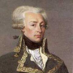 Portrait du <b>marquis de La Fayette</b>
