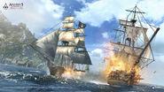 Naval battle ACIV