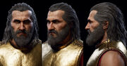ACOD Leonidas head models
