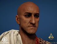 ACO Pasherenptah Head Model - Eugene Fokin