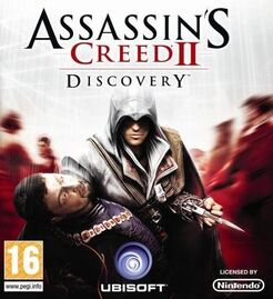 Assassins Creed Discovery cover