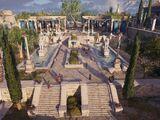 Garden of Hephaistos