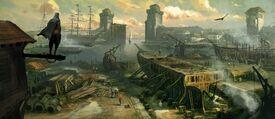 Beyazid district Naval Arsenal