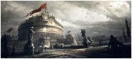 Castelo Sant Angelo concept